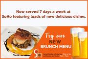 Eat out in Cork – Dinner at Soho Restaurant Cork